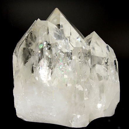 カテドラルタイプのシトリン(黄水晶)