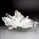アーカンソー水晶クラスター