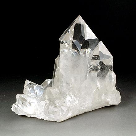 水晶クラスター(ウインドウ)