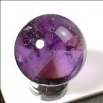 アメシスト(紫水晶)丸玉