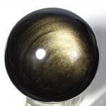 オブシディアン(黒曜石)丸玉