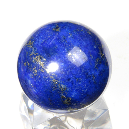 ラピスラズリ丸玉(瑠璃石)