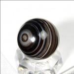 天眼石(チベットメノウ)丸玉