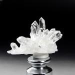 レインボー水晶クラスター(ミニサイズ)