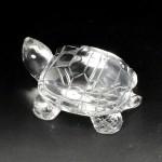 水晶彫刻 亀