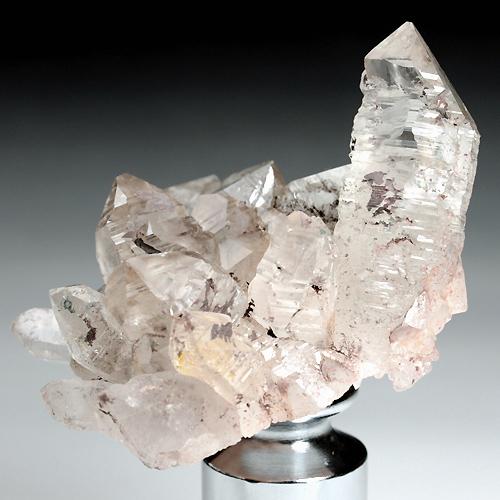 アイスクリスタルと呼ばれる水晶