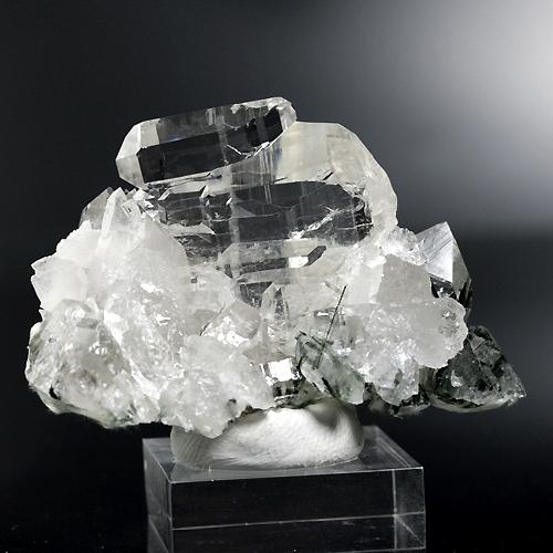 モンブラン水晶(ファーデン水晶)