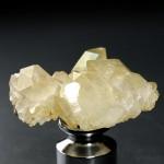 アルプス水晶-レモン色