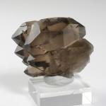 モンブラン水晶(スモーキー、ファーデン)