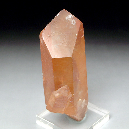 オレンジ色が美しいタンジェリン水晶